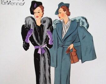 The Creation Paris M Lucile Manguin - 82 13207 fashion print