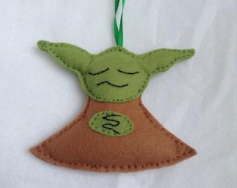 Star Wars inspired Yoda