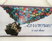 Up inspired ~ Adventure i...