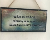 1984 book ~ George Orwell...