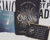 """Caraval inspired """"Ev..."""