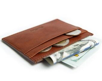 Nautilus Slim Leather Wallet