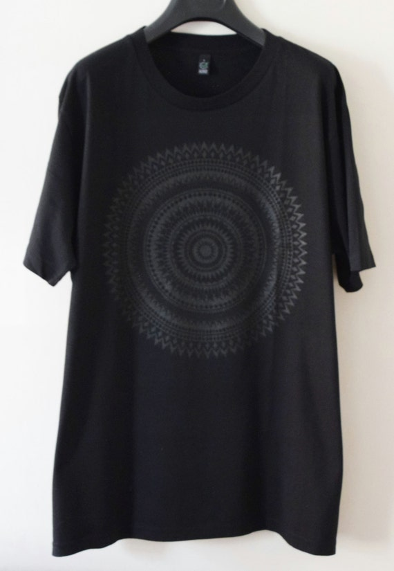 Men's Mandala T Shirt