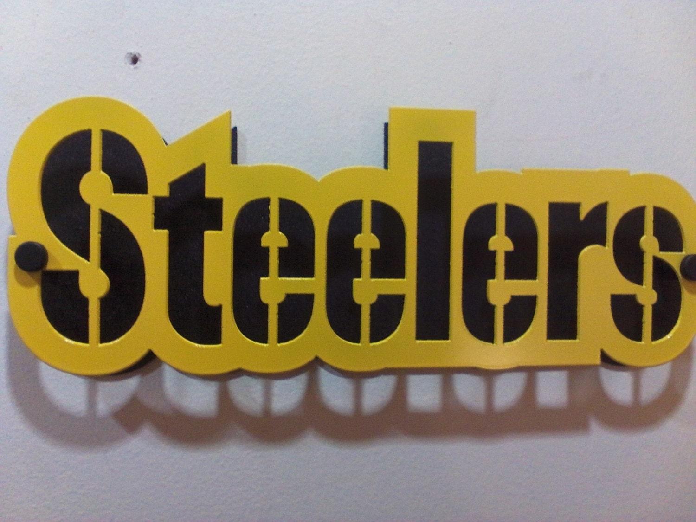 Awesome Steelers Wall Art Crest - Art & Wall Decor - hecatalog.info