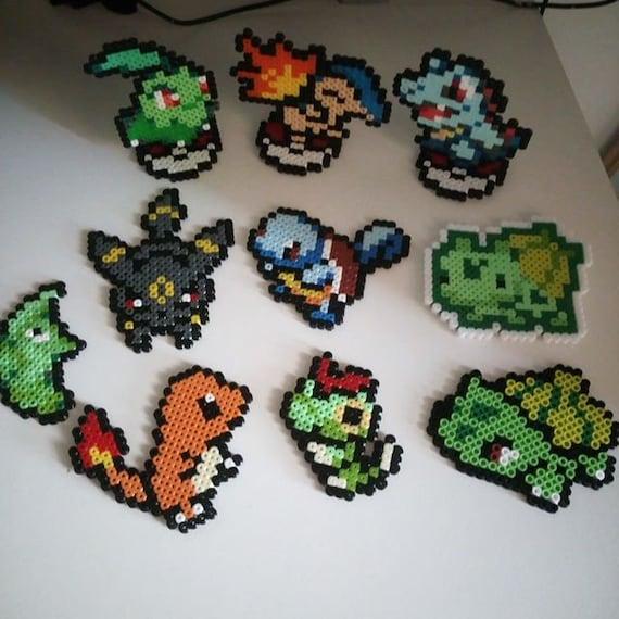 Pokemon Perler Beads 3d Bead Pattern Free