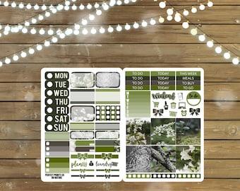 Nature B6 Sticker Kit
