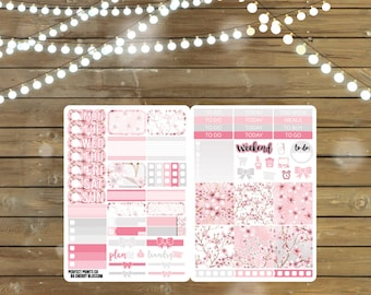 Cherry Blossom B6 Sticker Kit