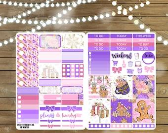 Winter B6 Sticker Kit
