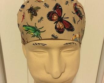 Men's scrub cap