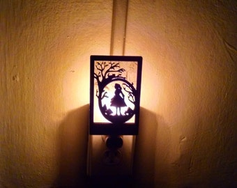 ALice in Wonderland Night Light