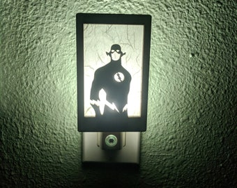 The Flash Inspired Night Light