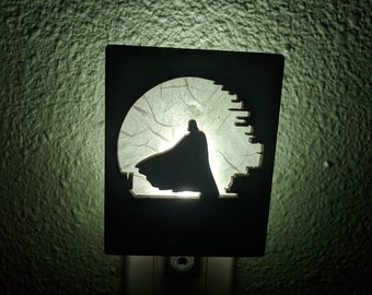 Star Wars Darth Vader Inspired Night Light