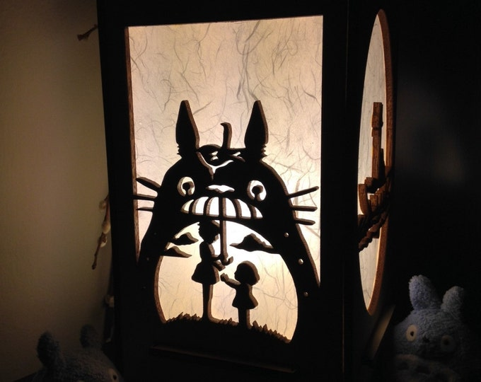 Featured listing image: Totoro Lamp