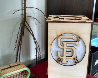 San Francisco Giants Inspired Lamp
