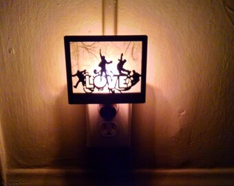 The Beatles Love Night Light