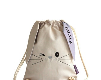 Bunny Bag Silver 59c4ff99cf2a0