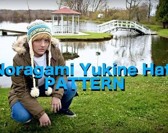 Noragami Yukine Hat Crochet Pattern *Updated*