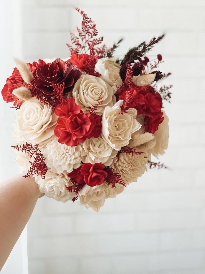 Red Dunes Bouquet