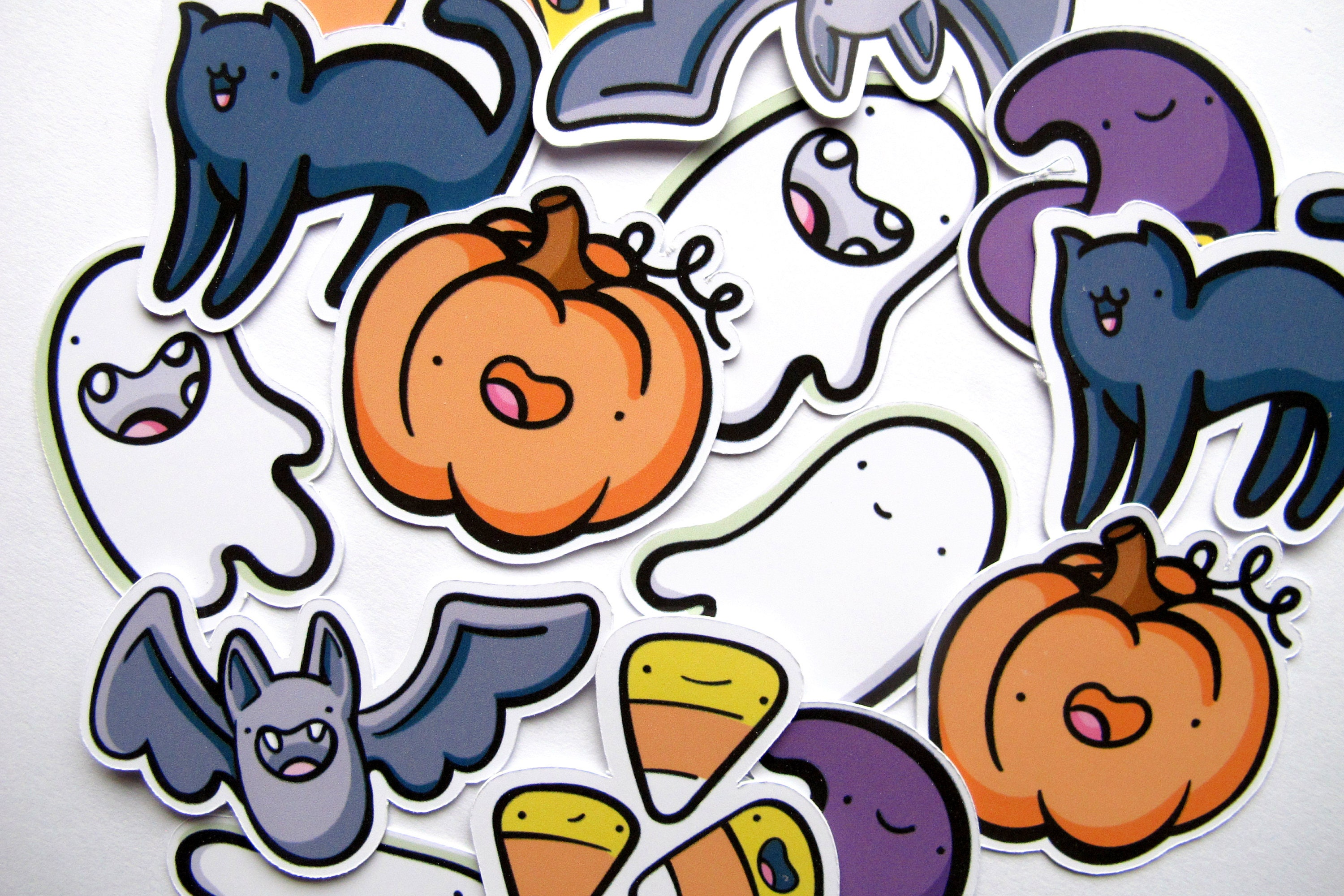 Image result for halloween sticker pack