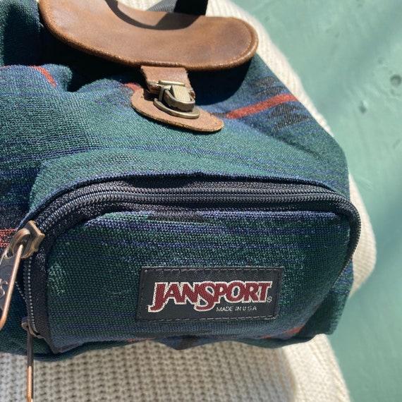 Jansport Vintage 90's Mini Backpack