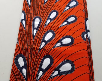 African Print fabric, Ankara Fabric, African Textiles, Cotton Fabric, Wax Prints, Ethnic Fabric, Sewing, Arts & Crafts - sold per Yard
