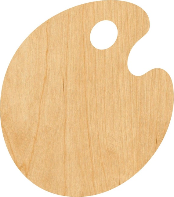Glasses Wooden Laser Cut Out Shape Great for Crafting D.I.Y Projects Hobbyist