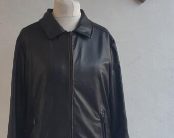 Vintage Adidas veste des années 90 sport style veste taille