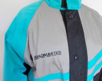 Vintage Belstaff mens biker jacket 80s 90s Belstaff Roadmaster Motorcycling biker jacket size medium
