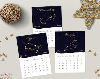 Astrology calendar | Etsy