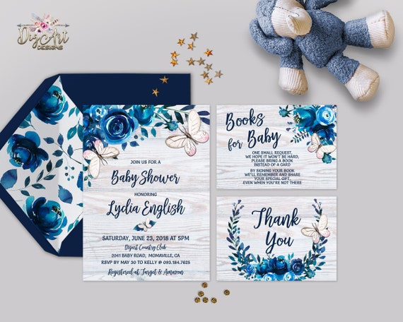 Personnalisé fille ou garçon thank you baby shower carte 12 /& enveloppes style 4