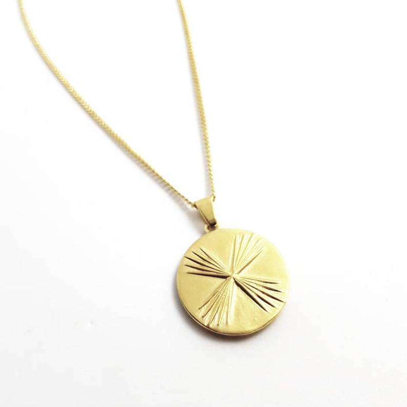 Astonaut necklace
