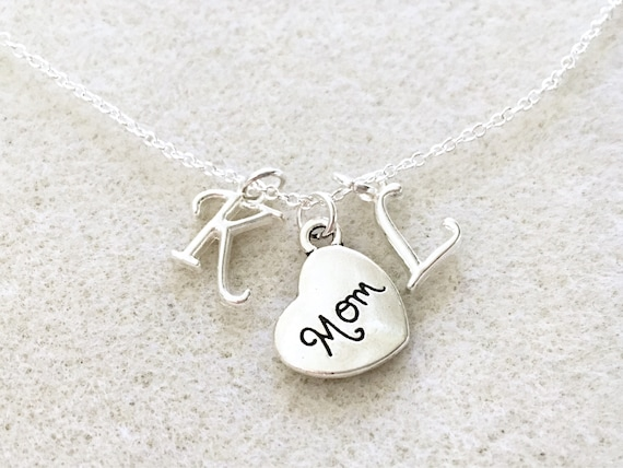 Mom Necklace With Letters New Birthday Gift For Mother