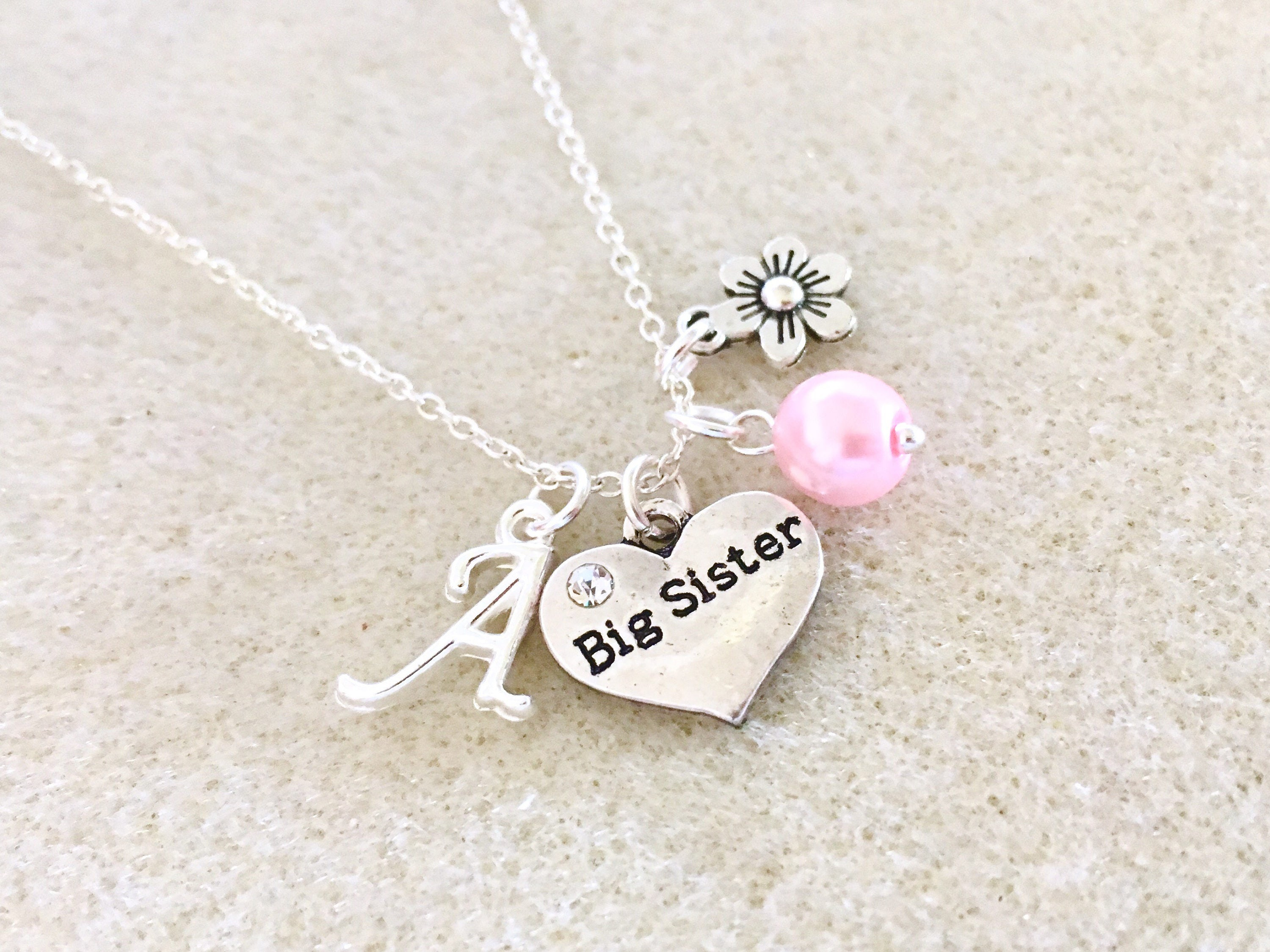 Personalized Big Sister Gift From New Baby Announcement Future