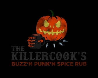 The Killer Cook's Buzz'n Punk'n Spice Rub