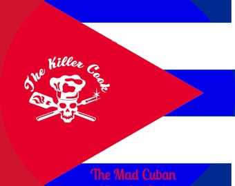 The Mad Cuban: A Cuban Style Sazon