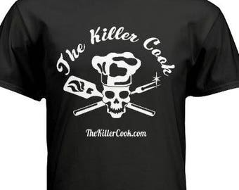 The Killer Cook T- shirt