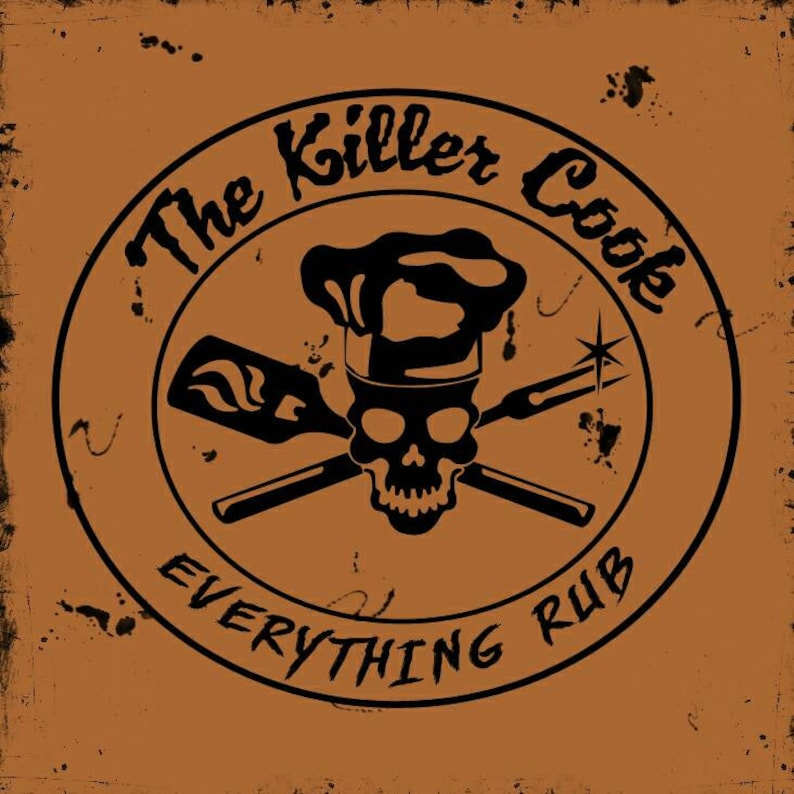 The Killer Cook's Everything Dry Rub image 0