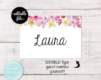 editable name tags guest name tags name badges adhesive name tags avery name tags avery name tag template flower name tags 0022