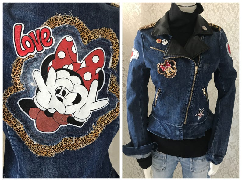 uk availability 86755 3850f POP-Jeansjacke