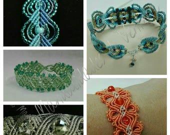 Macrame Bracelet/Bangle