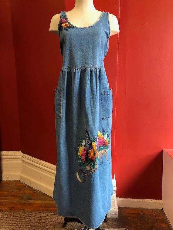La Fete Pinafore Dress