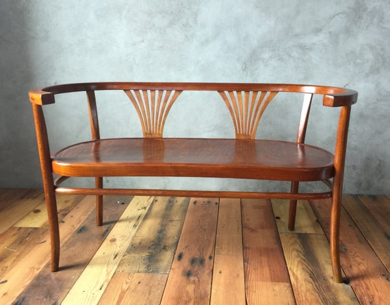 Stupendous Sold Thonet Bentwood Bench Settee Circa 1900S Gmtry Best Dining Table And Chair Ideas Images Gmtryco
