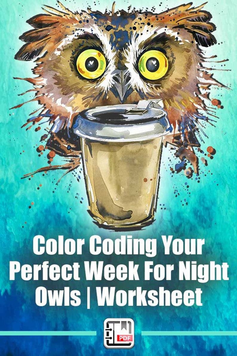 Time Management For Night Owls  Color Coding Your Perfect image 0
