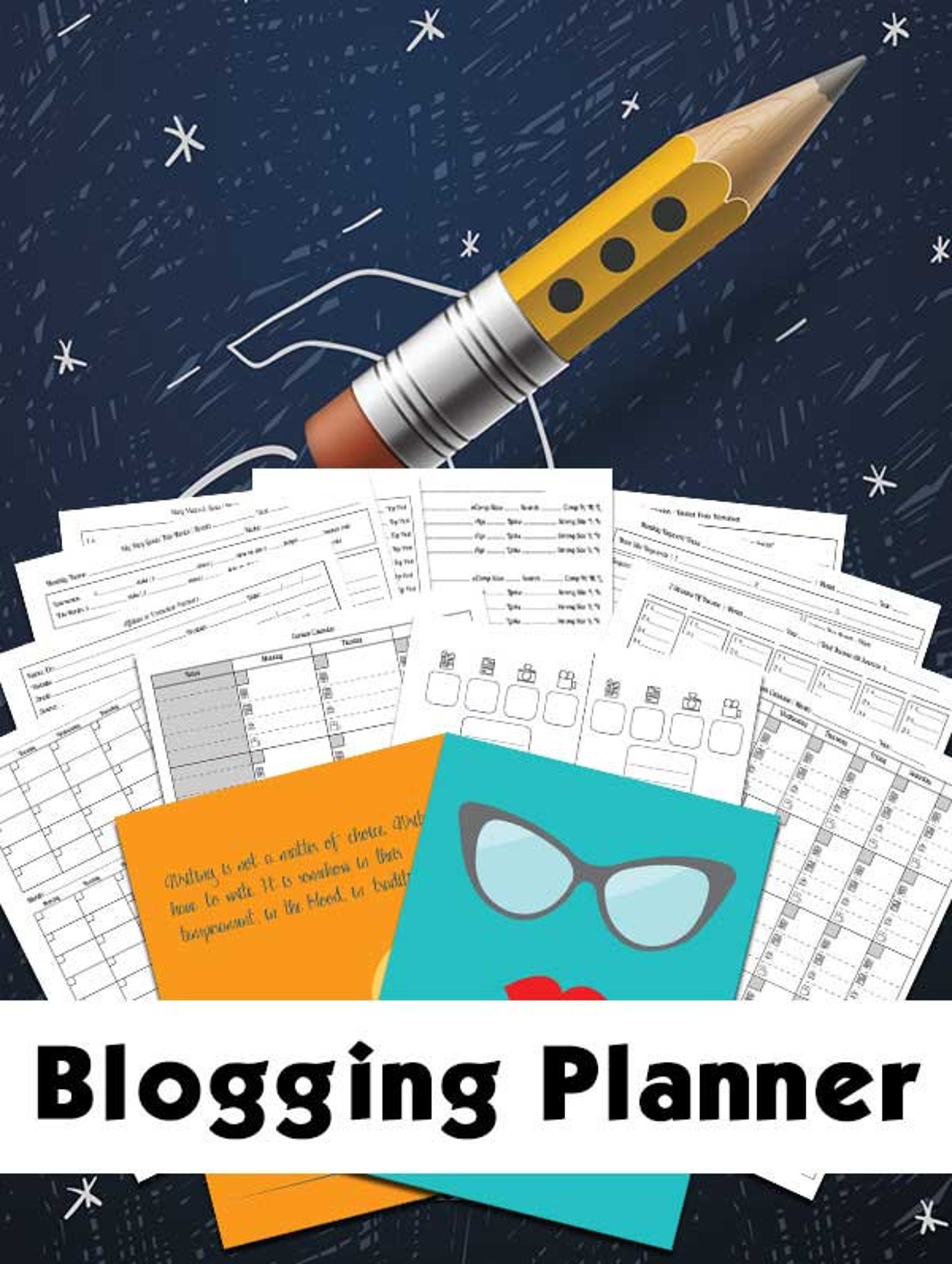 Paperly People Blog Planner