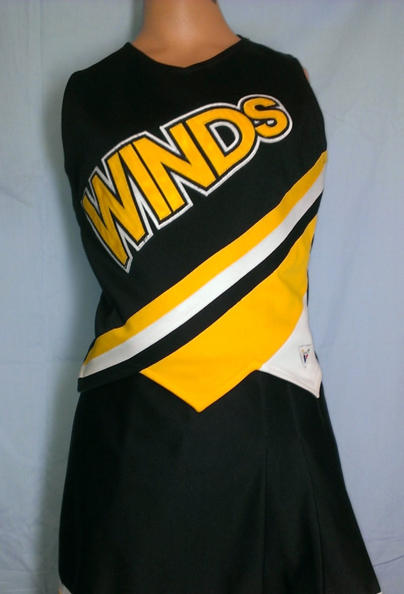 Kelly Kapowski Polo Shirt Cheerleader Uniform Halloween Costume Football Game