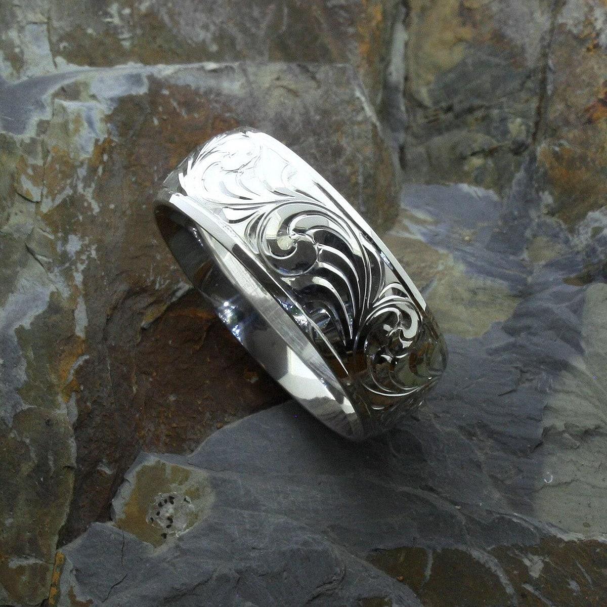 50: Handmade Western Style Wedding Rings At Reisefeber.org