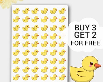 Bath Time Stickers,Duck Stickers,Stickers for The Erin Condren Planner, Ducky Stickes, Cute Stickers, Planner Stickers, Rubber Duck Stickers