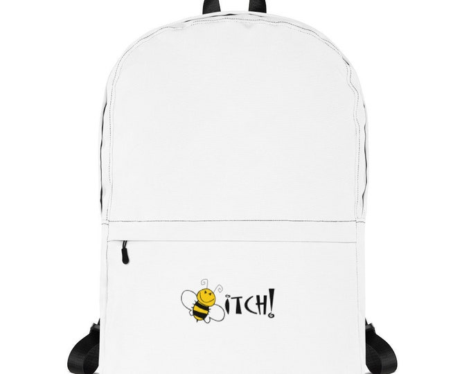 Bee with an itch - Backpack