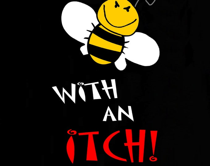 Bee Cool Sarcastic Graphic Gift Idea Adult Novelty Humor Funny TShirt!