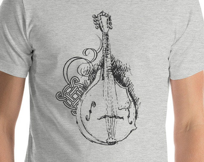 Mandolin Live Music Lover Bluegrass Festival shirt